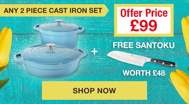 Cast Iron Offer
