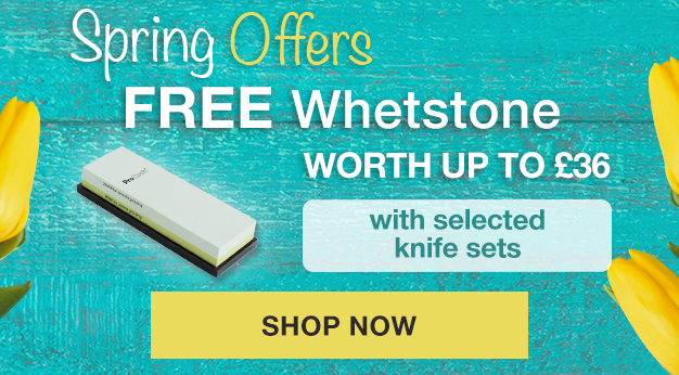 Free Whetstone Offer