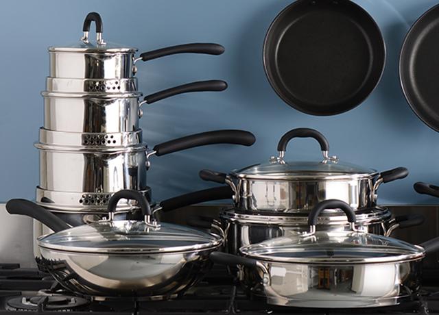 ProCook Gourmet Stainless Steel