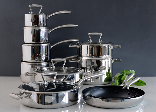 ProCook Induction Cookware