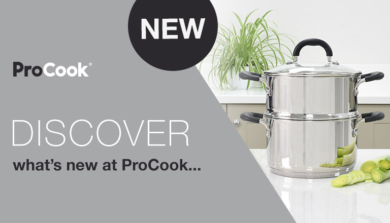 What's NEW in ProCook