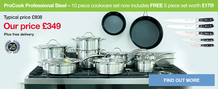 Choosing Cookware